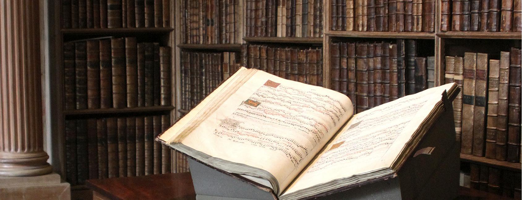 The Eton Choirbook