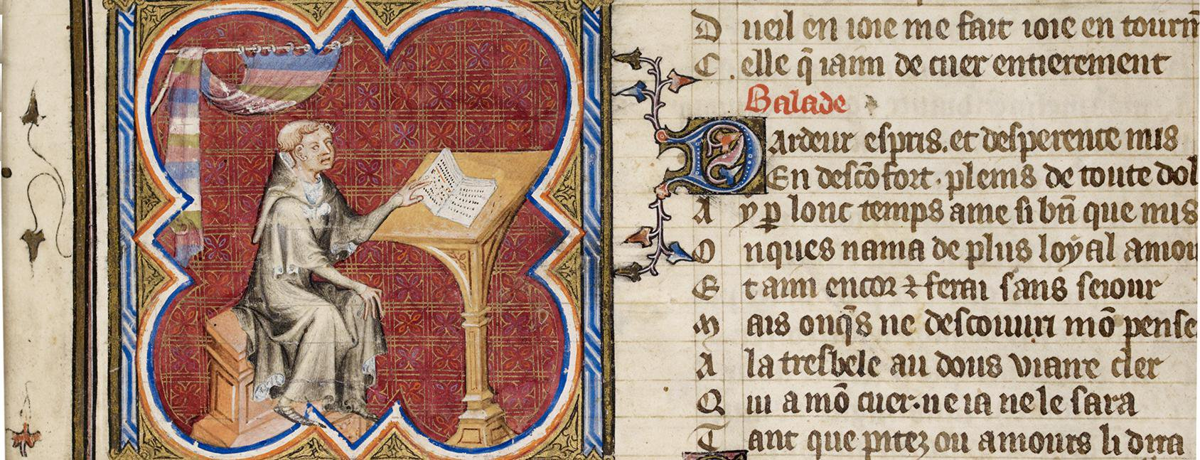 The Ferrell-Vogüé Machaut Manuscript