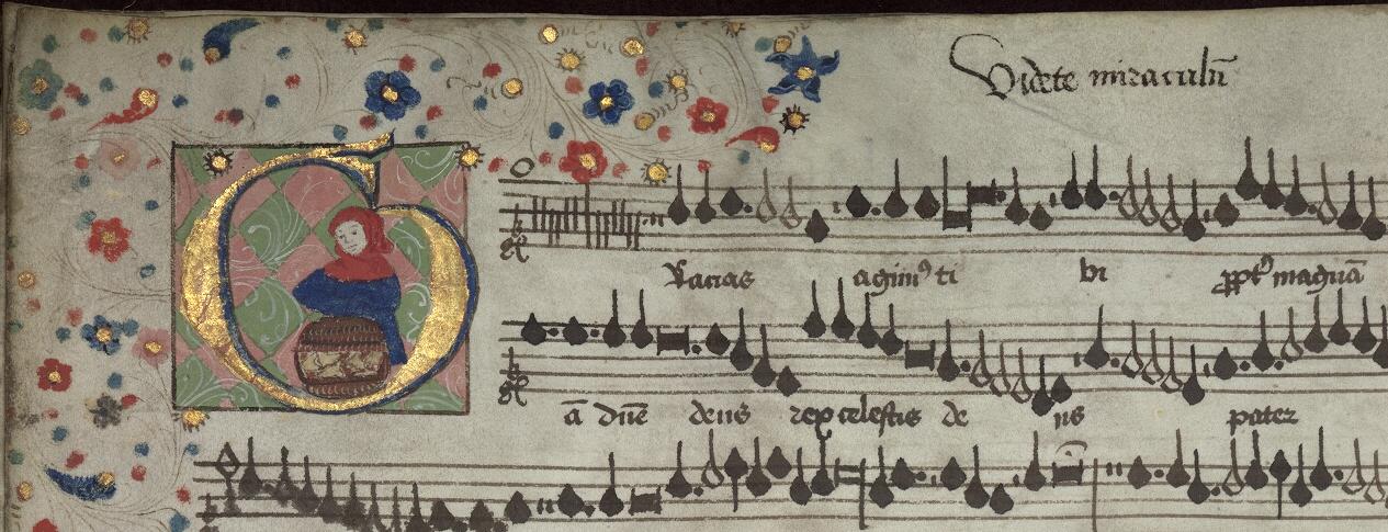 Caius Choirbook
